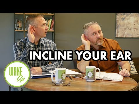 WakeUP Daily Bible Study - Monday Feb 12