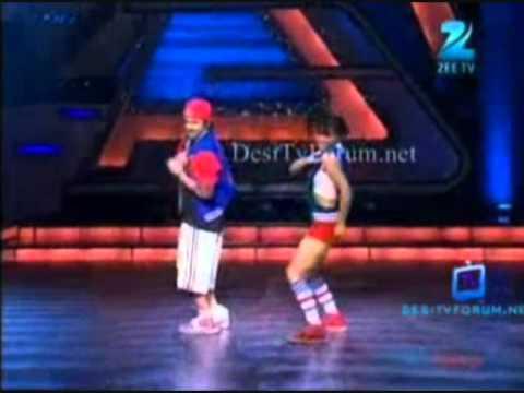 "Dance India Dance Contestants Perform on ""Tera Nasha"""