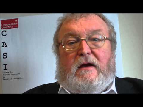 CASI News Flash 2: Prof Eric Grove