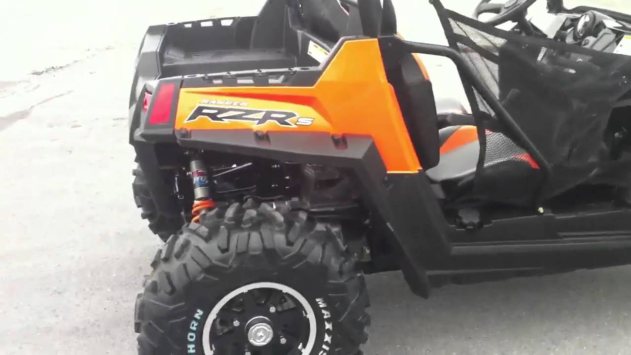 hight resolution of 2011 rzr 800 le