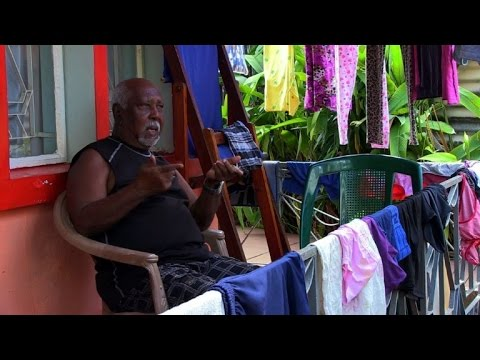 Uprooted, Indian Ocean Chagos islanders dream of home