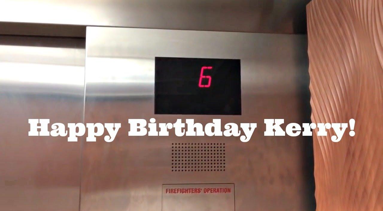 Happy birthday kerry otis gen2 traction elevators at kennestone happy birthday kerry otis gen2 traction elevators at kennestone hospital marietta ga publicscrutiny Images