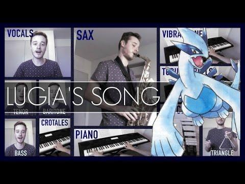 Lugia's Song - Pokemon 2000 (Alto Sax/Multitrack Cover) w/Sheet Music