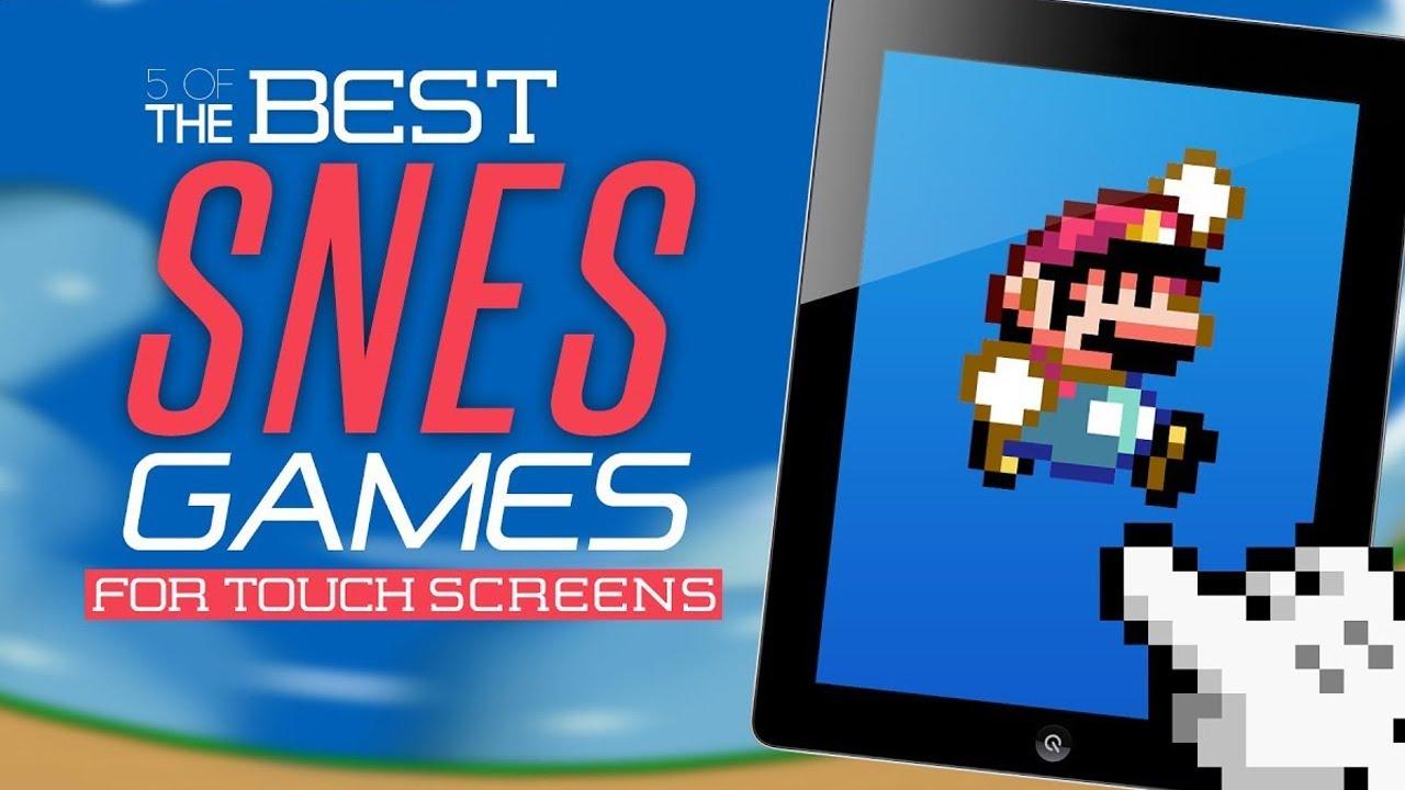 best tablet for snes emulator