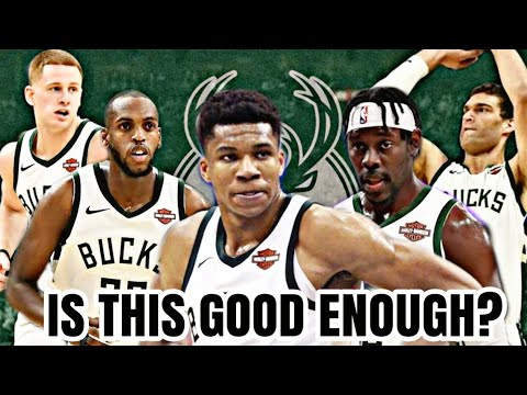 How the Giannis supermax and the Jrue Holiday trade changes the Milwaukee Bucks