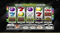FREE Retro Reels ™ slot machine game preview by Slotozilla.com