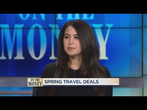 Hopper travel expert shares spring travel deals