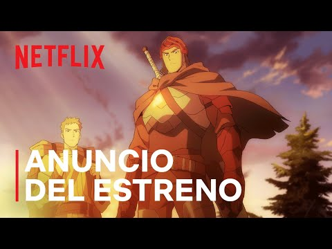 Netflix busca ser en un referente del anime con Dota: Sangre de dragón