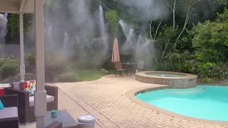 Misting, Fogging & Cooling Systems By Mist Magic, New Delhi