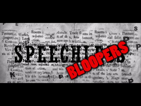 Speechless - CIFF 2014 Bloopers
