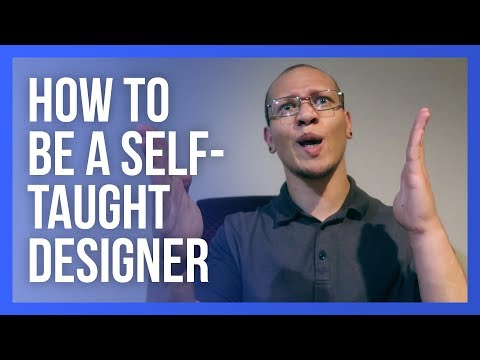 How To Become A Self-Taught Designer
