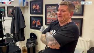 ASK THE HITMAN? RUIZ-JOSHUA II, RICKY HATTON BREAKS DOWN THE REMATCH AND GIVES HIS PREDICTION | BBTV