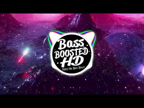 Lil Skies - Red Roses ft. Landon Cube (flamey Remix) [Bass Boosted] [4K]