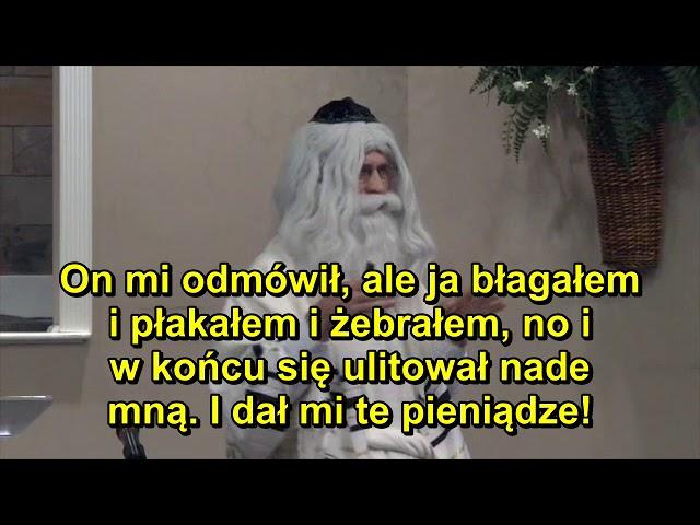 Pełne przebaczenie, Pavel Goia - Wykład 6 - Pełnia przebaczenia