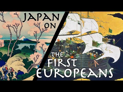 """Japanese Historian Describes First Contact With Europeans // 16th Cent. """"Teppo-ki"""" // Primary Source"""