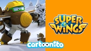 Super Wings | Todd Knows The Drill | Cartoonito UK