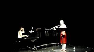 Lauren Pouliot Senior Recital NYU: Menuett (Kuhlau)