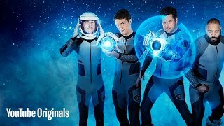 Lazer Team(When four small-town losers stumble across an alien crash site containing an incredible battle suit, they soon find themselves responsible for the fate of the ..., 2016-02-10T09:08:54.000Z)