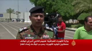 تنظيم الدولة يتبنى الهجوم على شركة الغاز شمالي بغداد