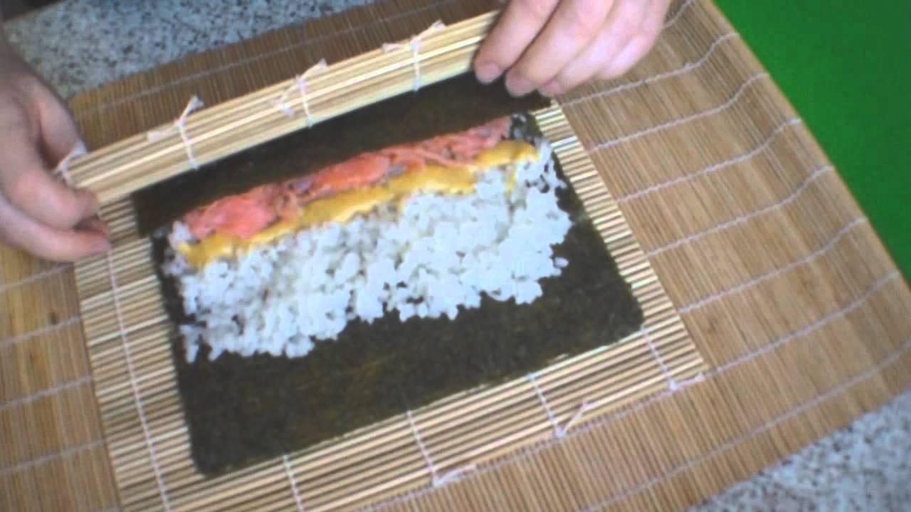 Sushi Selber Machen Youtube