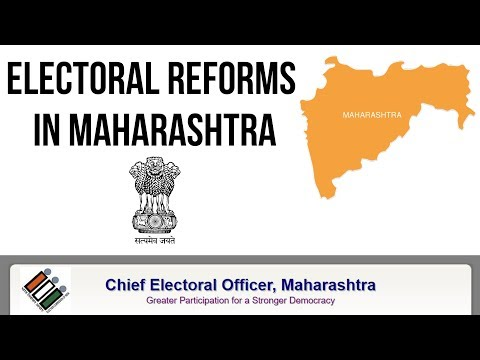Electoral reforms in Maharashtra, NOTA to play a decisive role in election, Current Affairs 2018