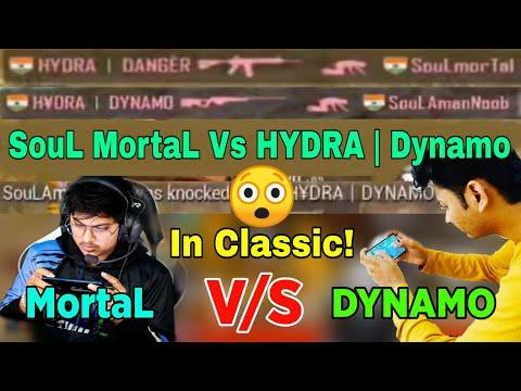 😲SouL MortaL Vs Hydra Dynamo In Classic Latest Match! | SouL Vs Hydra | Dynamo Playing On Mobile