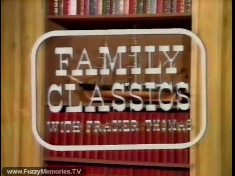 """WGN Channel 9 – Family Classics with Frazier Thomas – """"Mysterious Island"""" (Opening & Ending, 1979)"""