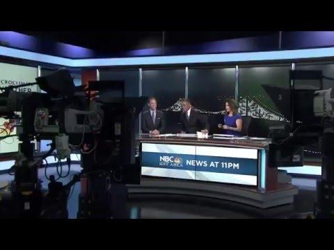KNTV NBC Bay Area News at 11pm Close 2016