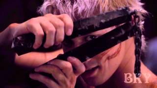 "MUSIC:GN'R""Better"" いい顔してますね、桐山さん(Kiriyama's nice face...."