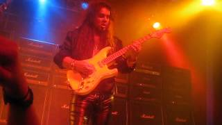 Solo - Dreaming - Baroque and Roll - Yngwie Malmsteen live, Powerstation Auckland, 2015