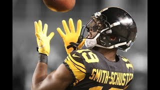 JuJu Smith-Schuster 2019 Steelers Highlights