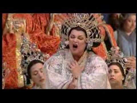 Luana DeVol - Turandot - the shock scene