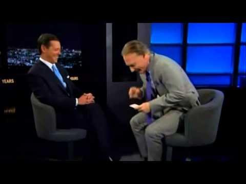 Bill Maher vs Ralph Reed - Fé e Bíblia (Legendado)