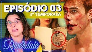 TODOS VÃO JOGAR AGORA?! JUGHEAD E ETHEL! 😨 Riverdale 3x03 (Com Spoilers) | Alice Aquino