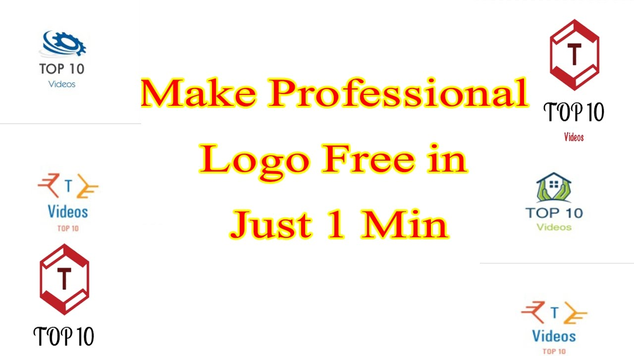 how to make professional logo just 1min urduhindi tutorial how to make professional logo just 1min urduhindi tutorial online logo create
