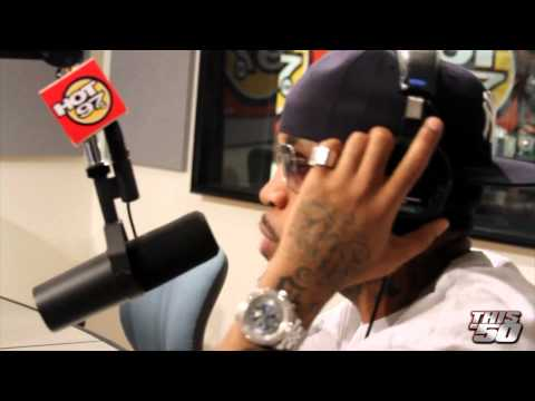 Lloyd Banks - Hot 97 Freestyle Live with FunkMaster Flex - 4/14/2010
