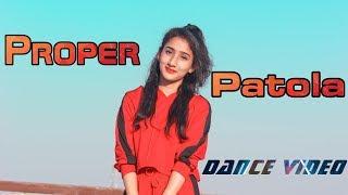Proper Patola | Dance Video | Namaste England | Badshah | Muskan Kalra Choreography