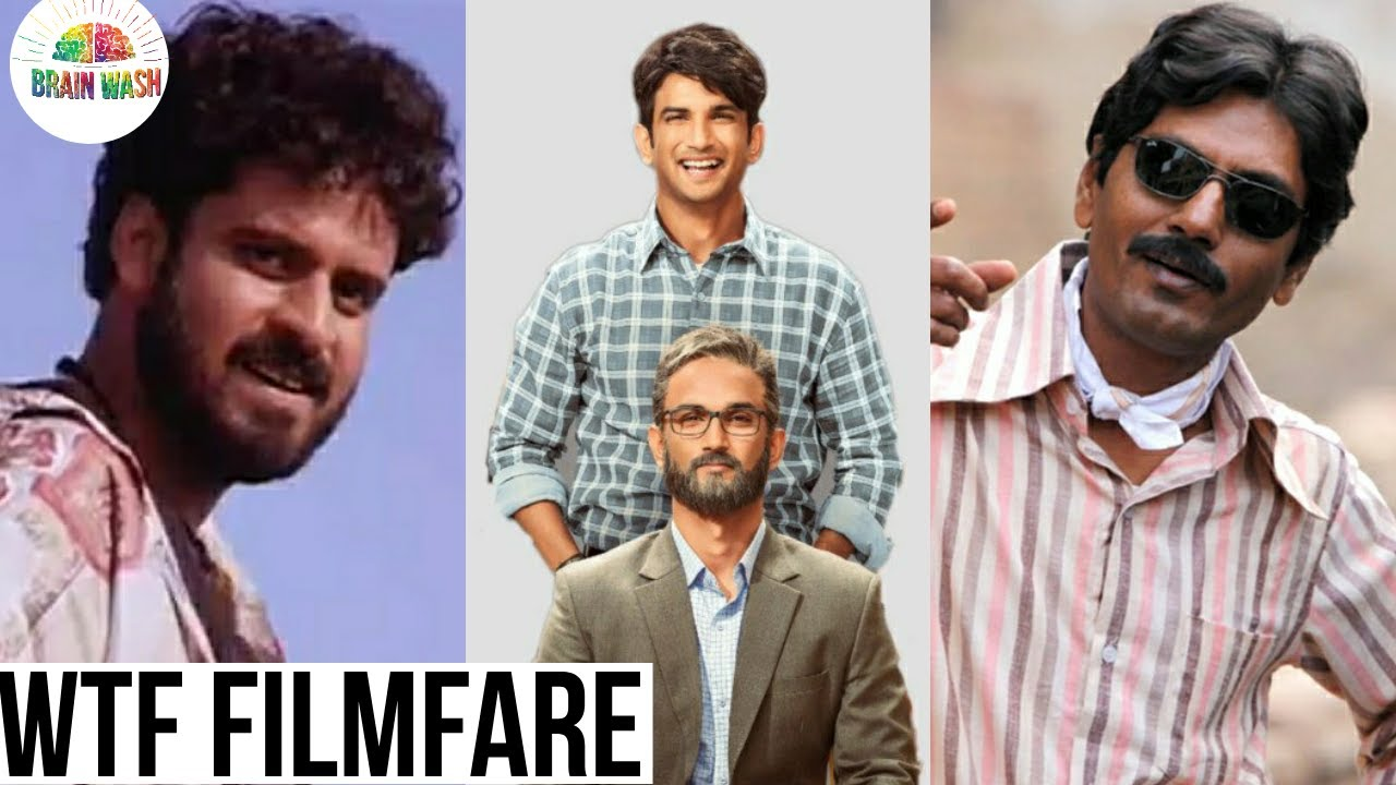 10 Times Filmfare didn't Nominate Great Performances | Top 10 | Brainwash