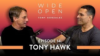 Tony Hawk on Risking It All to Get to the Top | Wide Open Clip