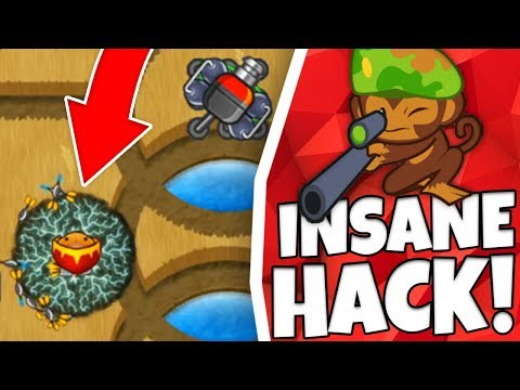 Bloons TD Battles Mod | INSANE Hacks In Bloons TD Battles!