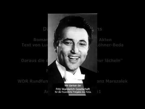 """Franz Lehar: Das Land des Lächelns """"Immer nur lächeln"""""""