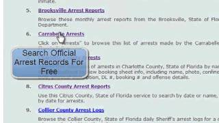 How To Find Out If Someone Has Been Arrested For Free - FreeBackgroundCheck.org