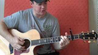 "How to Play ""This is the Air I Breathe"" -  (Matt McCoy)"