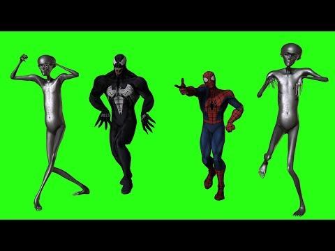 85 Characters Default Dance Green Screens Fortnite