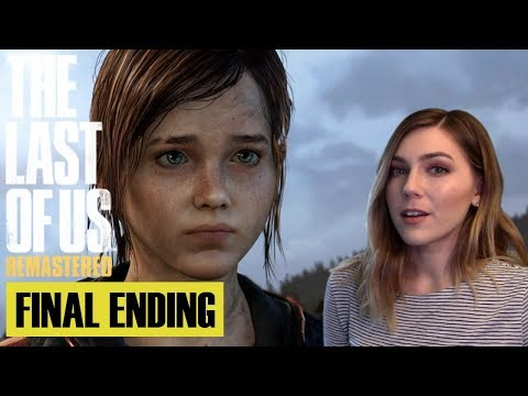 Final Ending!  The Last Of Us Pt. 15  Marz Plays