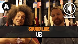 Sound Like U2 - Without Busting The Bank