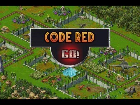 Jurassic Park Builder: CODE RED [Part VI]