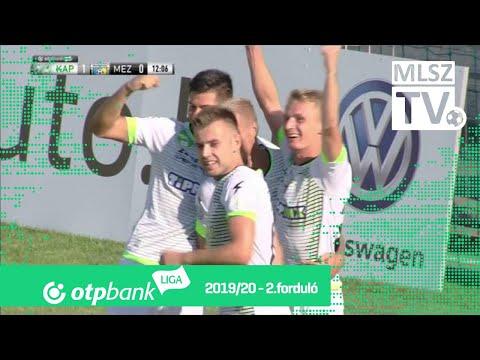 Nagy Krisztián gólja a Kaposvári Rákóczi FC – Mezőkövesd Zsóry FC mérkőzésen