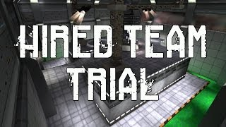 FishGamer 1# Hired Team: Trial  (2001) gameplay HD