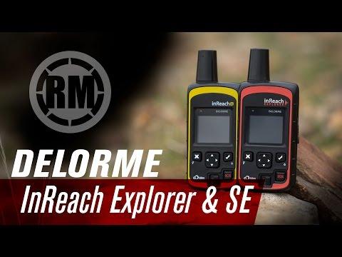 Delorme InReach Explorer & SE | Adv Motorcycle